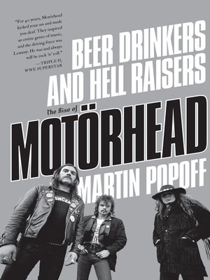 cover image of Beer Drinkers and Hell Raisers
